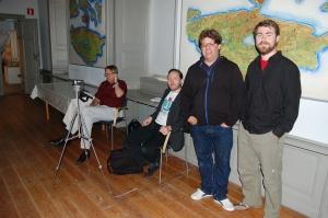 Wikipedianer på Stockholms stadsmuseum