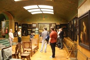 Rundtur på museet