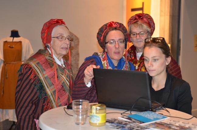 Sophie visar Wikipedia